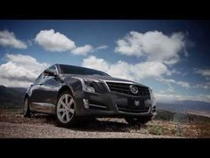 2013 Cadillac ATS Video Review - Kelley Blue Book