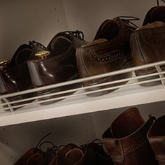 Shoe organization ideas for your home