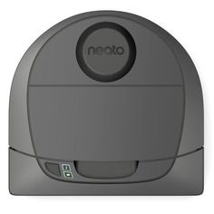 Neato Robotics Botvac D3 Connected Navigating Robot Vacuum, Everyday Cleaning, DC302, Gray