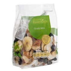 A mix of flame raisins, dried apricots, brazil nuts, dried sweetened banana, dried coconut and dried sweetened papaya. ...