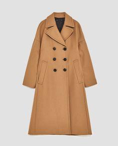 ae50a4f9f306 Zara'dan 3 UZUN OVERSIZE KABAN Resmi Oversized Coat, Outerwear Women,  Winter Outfits