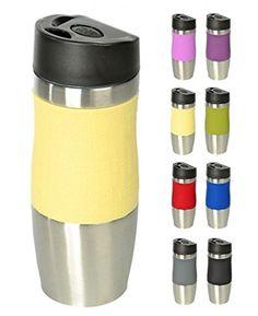 WELLGRO® Thermobecher 400 ml - Edelstahl - BPA-fr