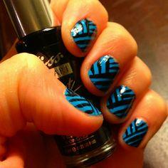 Love my new Kiss nail art striper!