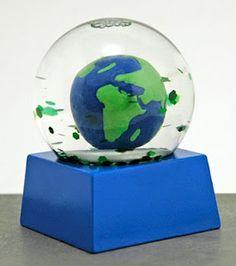 the world snow globe