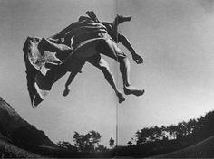 Hosoe Eikoh, Kamaitachi (鎌鼬), 1969.Featuring Tatsumi Hijikata.