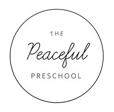 THE PEACEFUL PRESCHOOL: A 26 week curriculum for every letter of alphabet by Jennifer Pepito