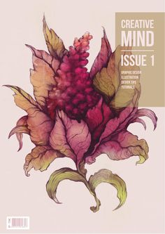 Creative Mind Magazine about design and illustration