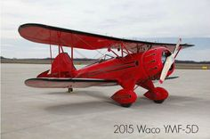 2015 Waco YMF-5D available at www.trade-a-plane.com.