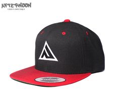 Sapca Snapback Nerv Icon // Red – Afternoon.ro - urban boutique