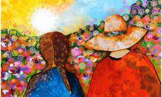"""""""Colhedora de Flores"""" by Cristina Fagundes"""