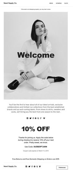 RH Mail - Welcome
