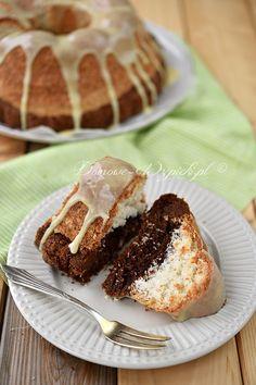 Babka kokosowo- kakaowa French Toast, Cooking Recipes, Tasty, Sweets, Breakfast, Food, Morning Coffee, Gummi Candy, Chef Recipes