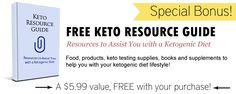 Eat Fat Lose Fat | eBook – Kick the Weight with Keto |