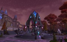 World of Warcraft Warlords of Draenor Picture of the Day