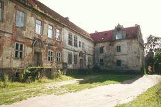 Wasserburg Schloss Divitz an der Barthe