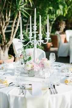 Rosafarbener Hochzeitstraum in der Gewächshaus-Event-Location Die Alte Gärtnerei