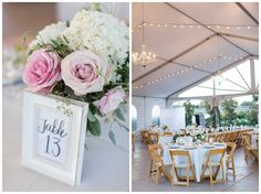 Scribner Bend Vineyards wedding flowers and tableware