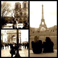 Paris, la vie en Rose.