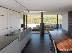 House B-Wald - A project by: Alexander Brenner Architekten - photo Zooey Braun