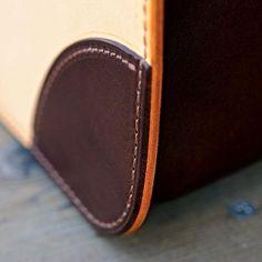 briefcase | 2009 #bespoke #handcrafted #leatherwork #leathercraft #leathergoods #briefcase #niwaleathers