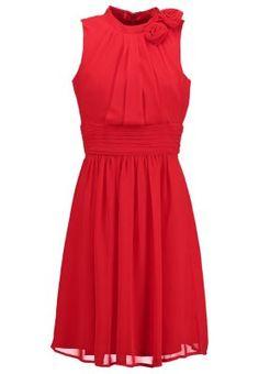 Cocktailkleid / festliches Kleid - rot