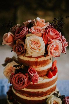 Wedding Cake FOLLOW US: @1premiecito