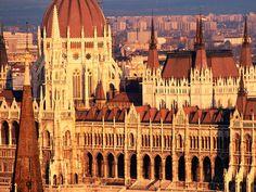 Parliament Building -Budapest, Hungary