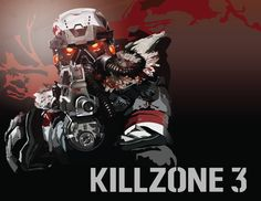 Illustrator Killzone 3 Fan ARt