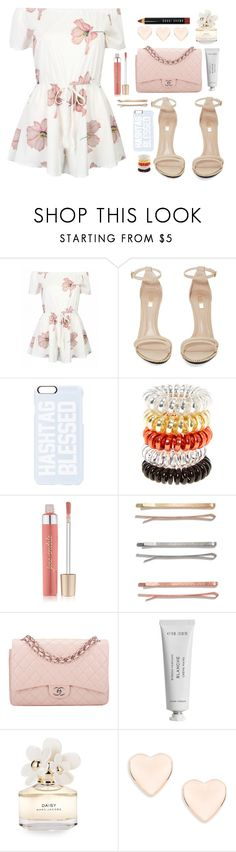 """Rompers"" by emily-2024099 ❤ liked on Polyvore featuring Jeffrey Campbell, Private Party, Jane Iredale, Madewell, Chanel, Byredo, Marc Jacobs, Ted Baker, Bobbi Brown Cosmetics and quiche"