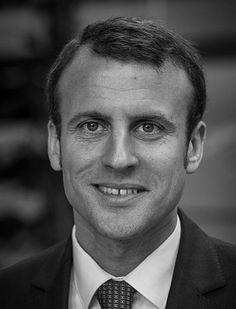 """Emmanuel Macron """"En Marche"""" leader in France. Next youngest president? France 2017 elections"""