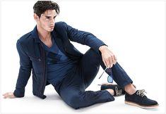 Armani Jeans Spring 2015