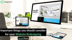 Looking to redesign your business website? Know everything about website redesigning. Check out the things help you out with the overall cost of your new website development or its redesigning. Disruptive Technology, Your Website, Building A Website, Business Goals, Business Website, Software Development, Digital Marketing, Check, Disruptive Innovation