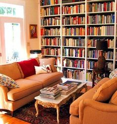I need bookshelves in the basement.