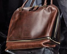 Burberry - such a classic bag - adore it!
