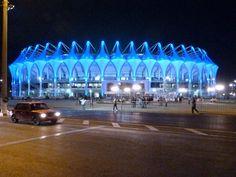 FC Bunyodkor #tashkent #uzbekistan #asia #travel #tourism #takemysecrets