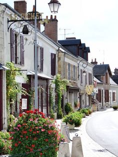Welcome to the village of Cheverny in the Loire Valley in France