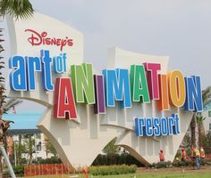 Art of Animation Review and Information — super detailed, lots of food and amenities info as well