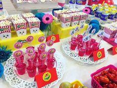 Shopkins birthday party by #elainerochacraft