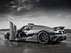 Sport Car Koenigsegg Agera