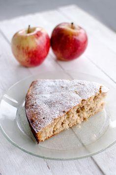 Torta de Manzanas y Canela