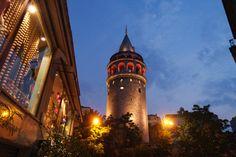 İyi akşamlar İstanbul   Good evening Istanbul ✨ #İstanbul _______________________________________  #goodevening #buonasera  #iyiakşamlar #galata #galatakulesi #iyigeceler