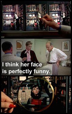 Funny Face: Audrey Hepburn