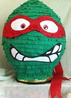 Amazing TMNT Ninja Turtle Pinata Party on eBay!