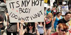 A culture of slut-shaming!!