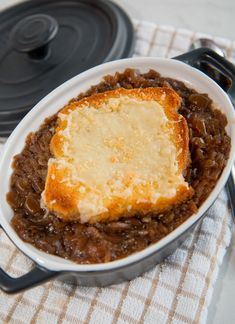 , caramelized onions, and toasted Martin's Potato Bread croutons ...