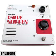 V1 Faustone Valve Klipper - Laney Klipp Amp Fuzz & Plexi-Style Tube Clean Preamp/Distortion/Fuzz