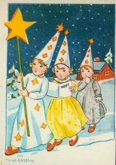 Miss Jane: Santa Lucia Day