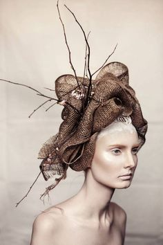 Really amazing hats and head pieces - Google Search