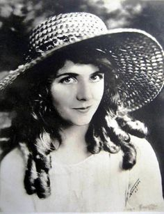"""The Mysterious Death of """"Babylon"""" Beauty and Silent Film Star Olive Thomas in [Sin City] Paris, September 20, 1920.  Read on..."""