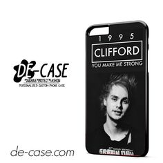 Fat 5seconds Of Summer 5sos Michael Clifford DEAL-4124 Apple Phonecase Cover For Iphone 6/ 6S Plus